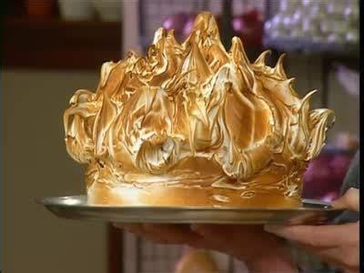 Video: Spectacular Lemon Meringue Cake   Martha Stewart