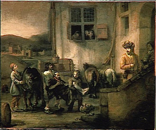 File:Rembrandt - The Good Samaritan - Louvre.jpg