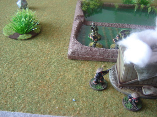 Outflanking VC