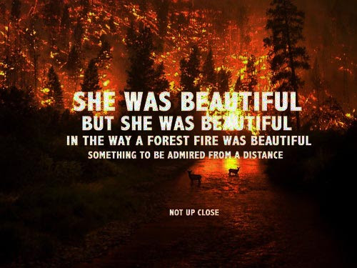 Fire Quotes I Inspiration