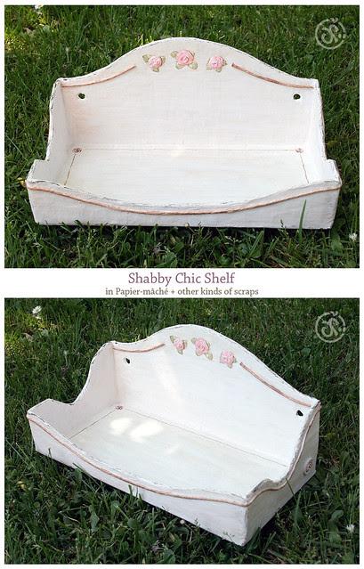 Shabby Chic kind of Shelf