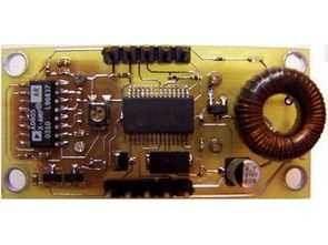 Công cụ dò tìm khoảng cách siêu âm với PIC16F876 và AD605