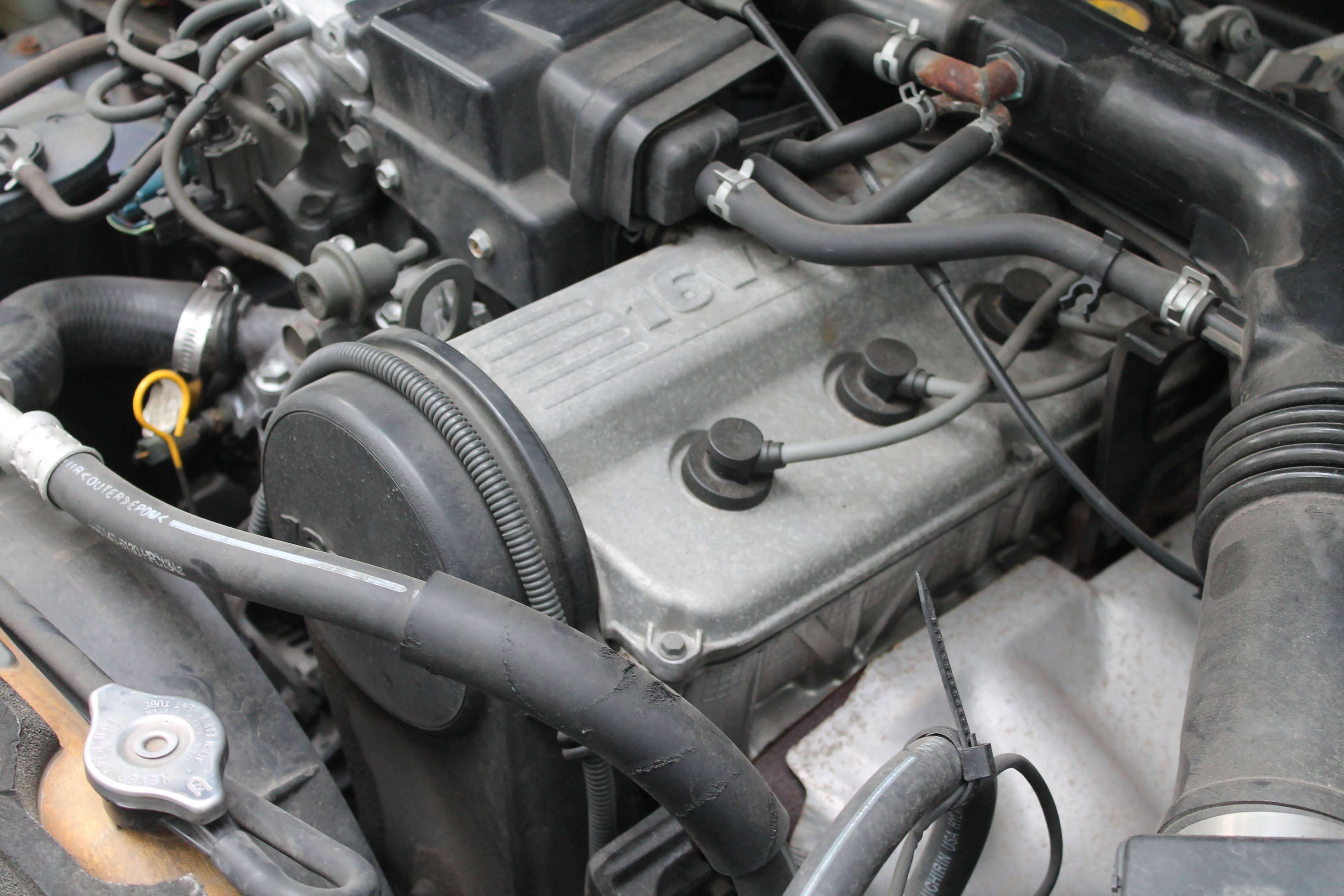 1.6 liter, 16valve engine, Geo Tracker | Classic Cars and ...