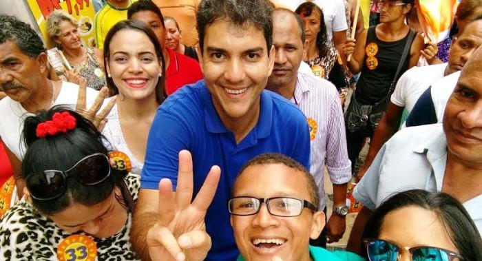 Briade na Rua Grande: serenidade e propósito firme por São Luís