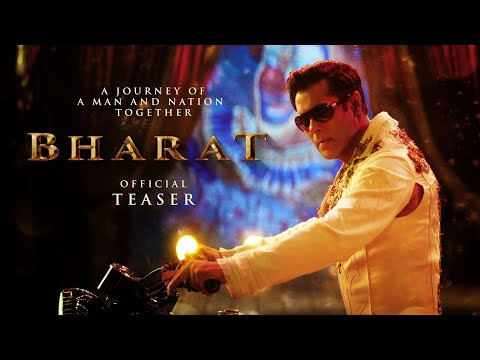 Salman Khan Starring  'Bharat' movie Teaser Launched