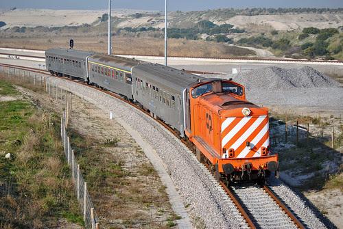 CP 1413 e carruagens Sorefame, PTG