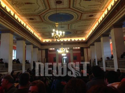 Τροπολογία Αρβανιτόπουλου για να μη χαθεί το εξάμηνο - Συνεχίζονται οι απεργίες