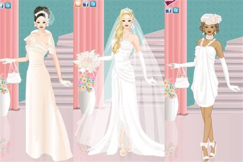 Spring bride dress up game by Pichichama on DeviantArt