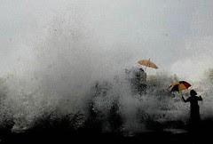 Tsunami Photo - Unknown