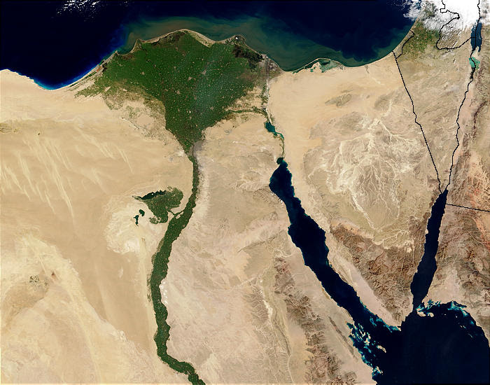 File:Nile River and delta from orbit.jpg