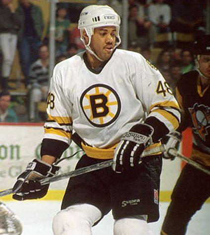 Boston Bruins Townshend