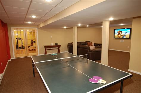 game room   family design build planners
