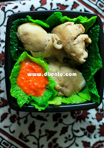 Ayam pop ala Jerman