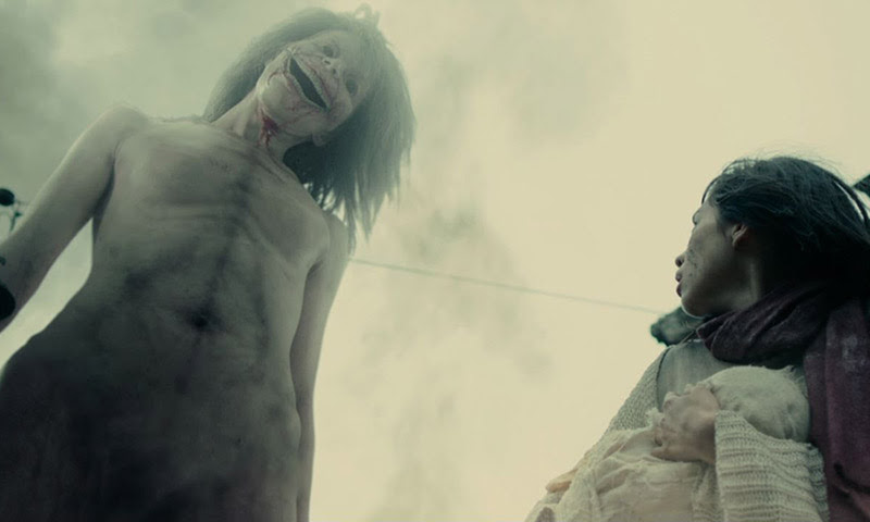 Here's the First 'Attack on Titan' Live Action Trailer ...