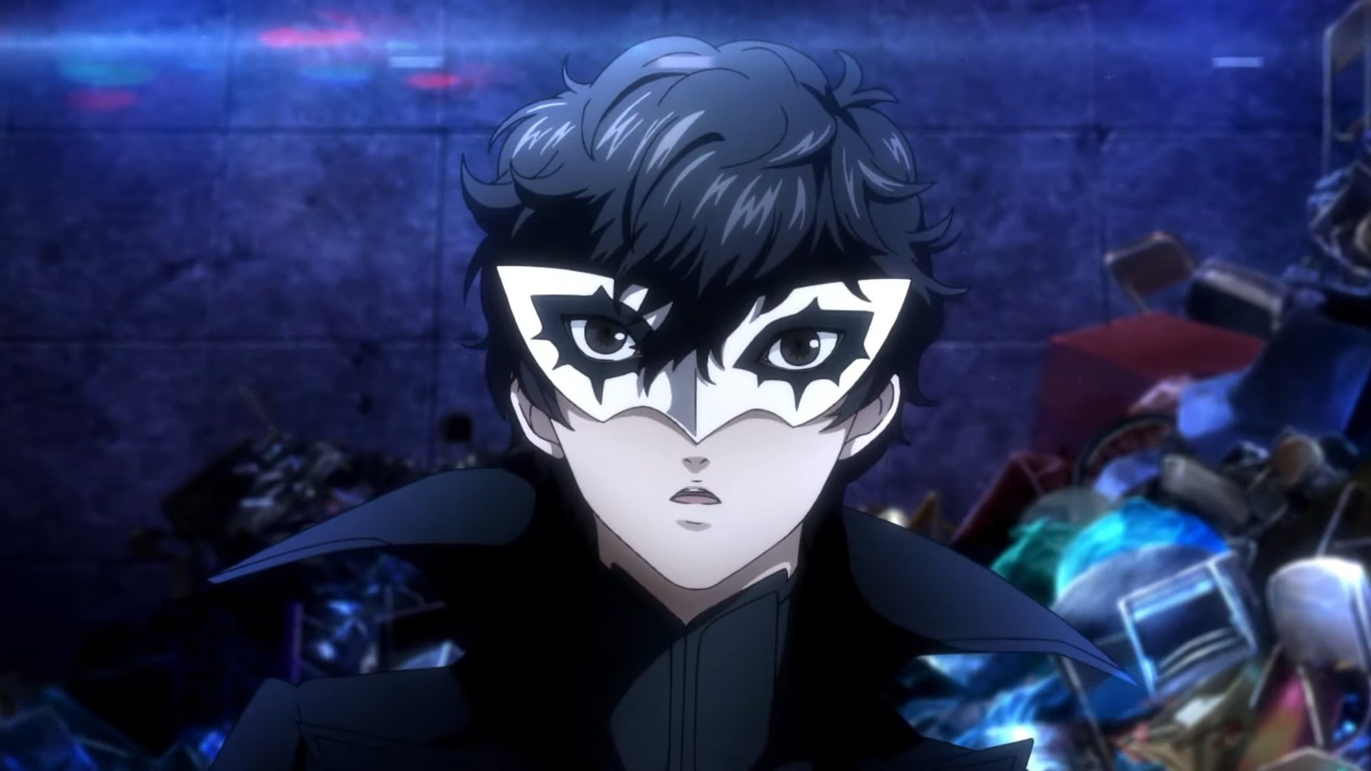 Atlus Is Releasing Persona 5 Scramble In Japan Next February