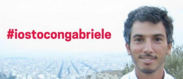 #FreeGabriele la mobilitazione per chiedere la liberazione del giornalista detenuto in Turchia