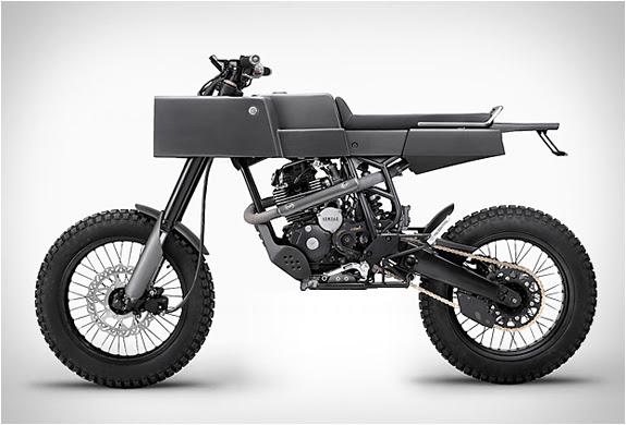 Yamaha Scorpio rasa kubik !