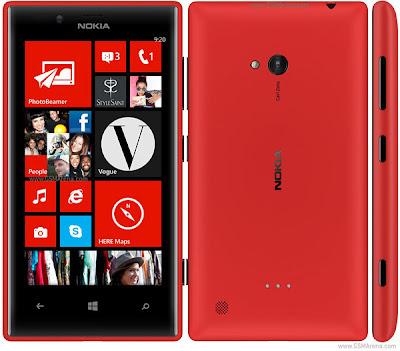Nokia Lumia 720 - Spesifikasi, Harga, Kelebihan dan Kekurangan