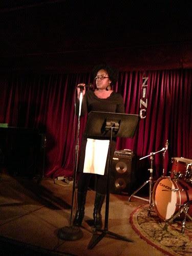 Tonya Foster, Segue Series @ Zinc Bar