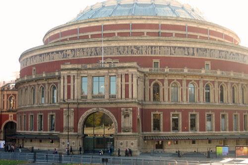 11/9: Royal Albert Hall