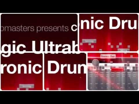 logic ultrabeat drum kits download