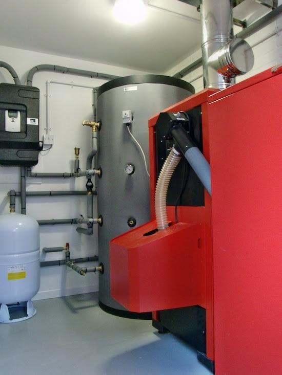 Wood Pellet Boiler Supplier Kent