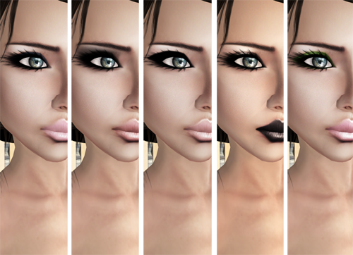 NEW! -Glam Affair- Sofia Tan Skin -Make Up