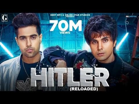 Hitler (Reloaded) Lyrics - Guri   Shooter   New Punjabi Songs 2020