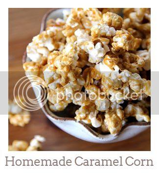 """Homemade Caramel Corn"""