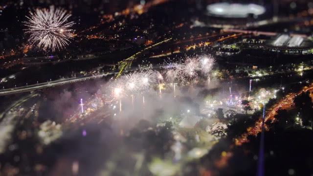 Miniature Melbourne: A Tilt Shift Video of Melbourne Having Too Much Fun tilt shift Melbourne Australia
