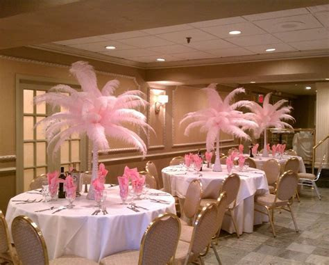 sweet 16 Pink Decorations   Sweet 16 Decorations Ideas on
