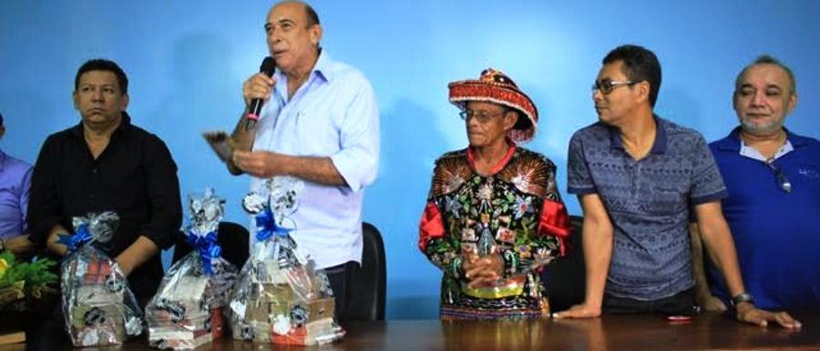 Alves fala do projeto de gravação do CD