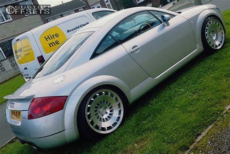 2001 Audi Tt Quattro Rotiform Ccv Ta Technix Coilovers