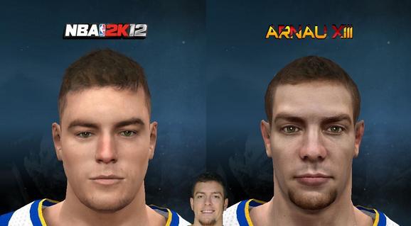 Download NBA 2K12 David Lee HD Cyberface v2 PC