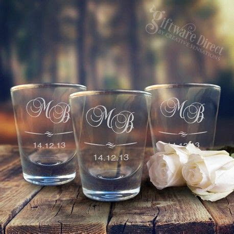 1000  ideas about Wedding Shot Glasses on Pinterest