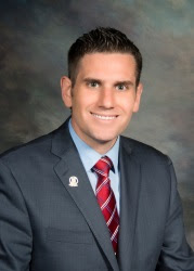Mayor Michael C. Taylor of Sterling Heights, Michigan.
