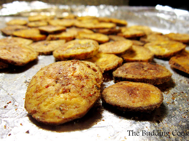 Plantain chips2