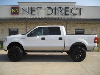 Find Used 07 4wd Supercrew New Lift Tires Rims Clean Texas