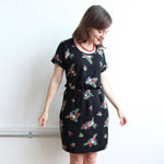 HOW TO SEW BETTINE IN JERSEY
