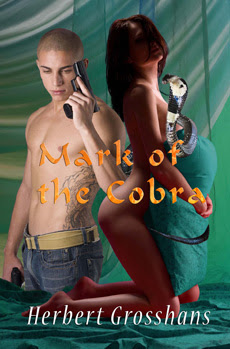 "Herbert Grosshans - ""Mark of the Cobra"""