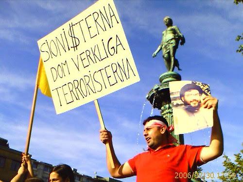 Hezbollah Gothenburg