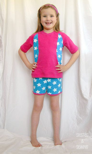 OD top sandbridge shorts MG