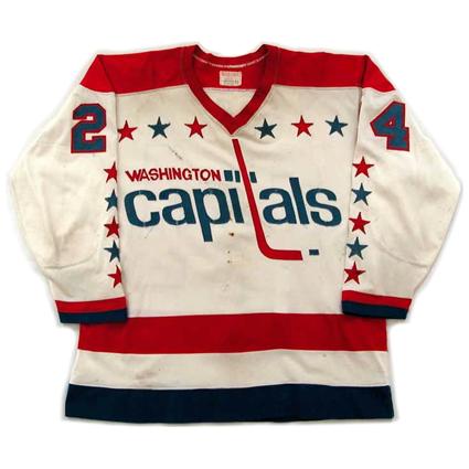 Washington Capitals 77-78 jersey, Washington Capitals 77-78 jersey