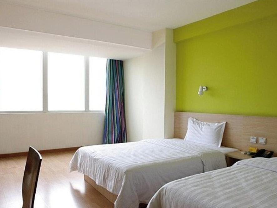 Review 7 Days Inn Zoucheng Minzheng Street Branch