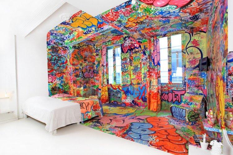 19 The Coolest and Unique Interior Design Ideas