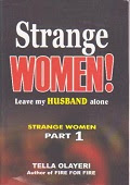 Strange Women Leave My Husband Alone Deliverance Book Store We