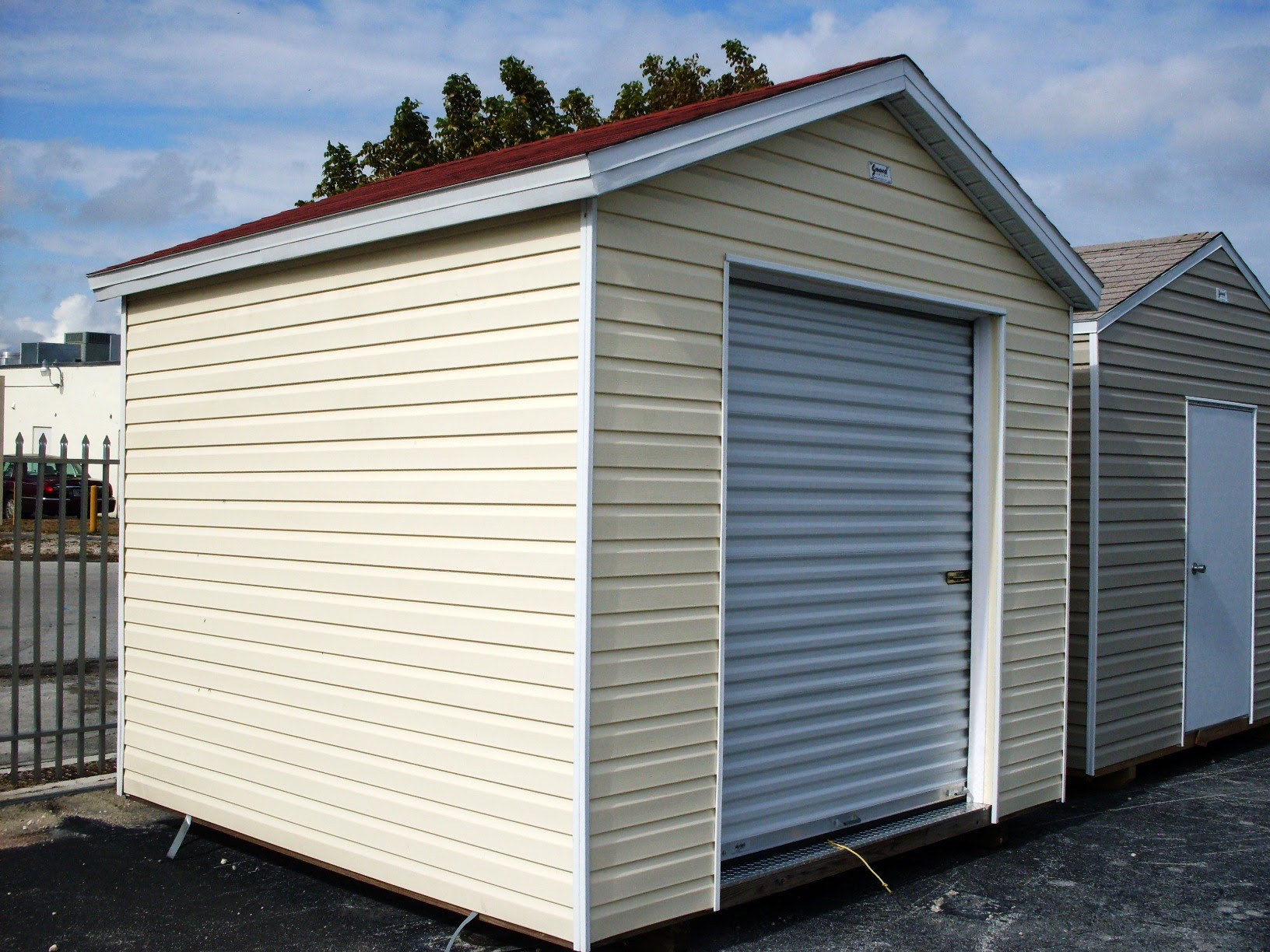 Rolling Shed Door Home Design Ideas and