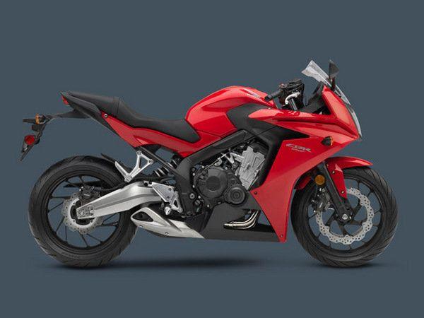 2015 - 2016 Honda CB