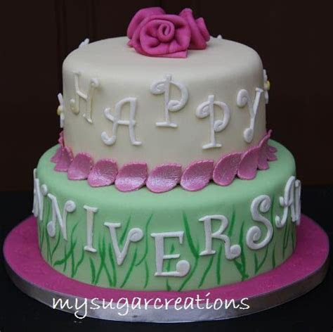 My Sugar Creations (001943746 M): Green/Pink Wedding