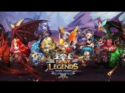Kahraman Geliştirme / Brave Legends / 4. Bölüm